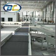 wheel sorter system