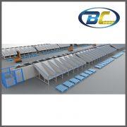 straight cross belt sorting system (3)