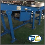 inclined-belt conveyor